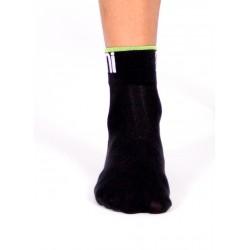 Socks Short Summer 2015 black-green