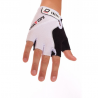Gloves Summer Reflective white