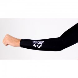 Arm Warmers waterproof - black