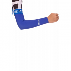 Arm Warmers blue