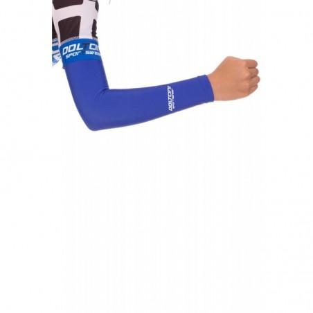 Arm Warmers blue
