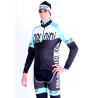Cycling Jacket Winter special green - TOKIO