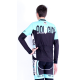 Cycling Jersey Long Sleeves Special green - TOKIO