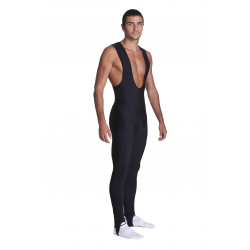 Cycling BibTight Uni Black +pad