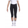Cycling Knicker with pad black - BIANCA