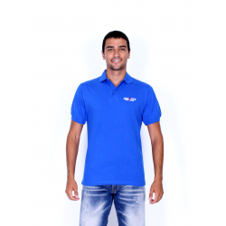 Polo t-shirt Doltcini blue