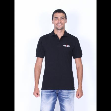 Polo t-shirt Doltcini black