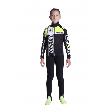Cycling Kids Jacket fluo - MADRID