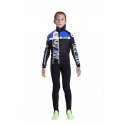 Cycling Kids Jacket blue - MADRID