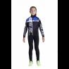 Cycling Kids Jacket blue - MADRID