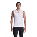 Cycling Underwear without sleeves - white