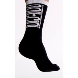 Socks SCORPION black-white