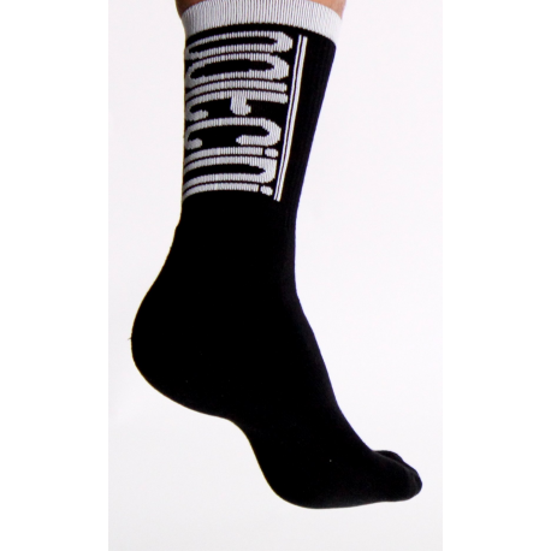 Socks SCORPION black-white