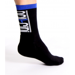 Socks SCORPION black-blue