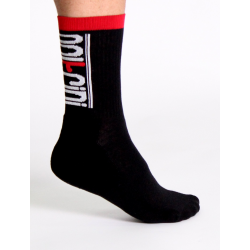 Socks SCORPION black-red