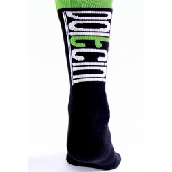 Чорапи високи зимни SCORPION black-green