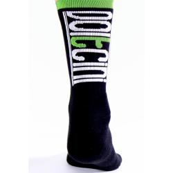 Socks winter SCORPION black-green
