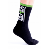 Socks SCORPION black-green