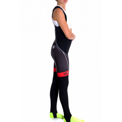 Cycling BibTight Lady Red