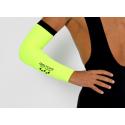 Arm Warmers waterproof fluo