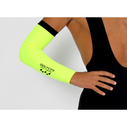 Arm Warmers waterproof fluo