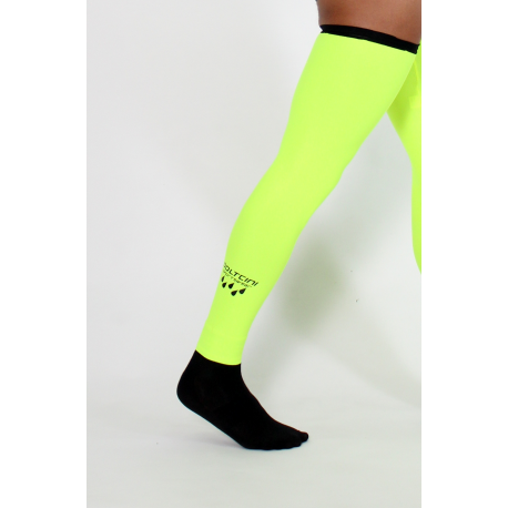 Leg Warmers waterproof fluo