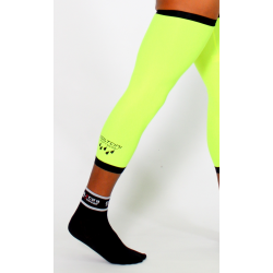 Knee Warmers waterproof fluo
