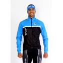 Cycling Winter Jacket blue - TOLEDO