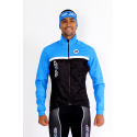Cycling Winter Jacket blue - TOLEDO