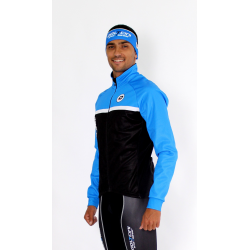 Cyclisme à Veste Winter blue - TOLEDO