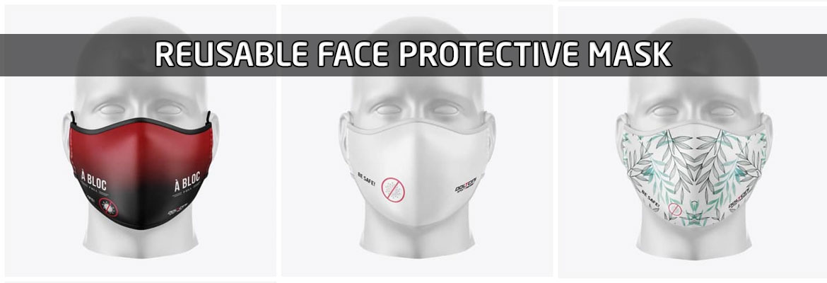 GRAB OUR NEW PROTECTION MOUTH MASK
