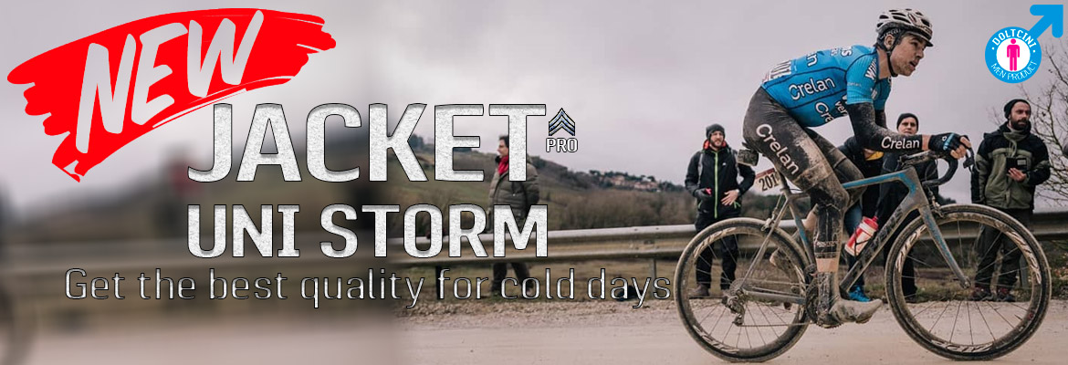 GET NEW JACKET UNI STORM