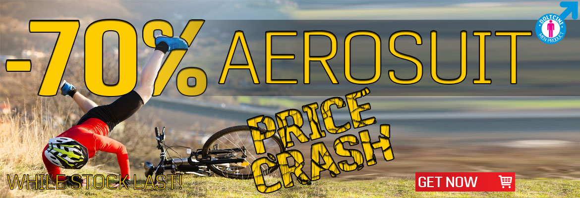 GET AEROSUIT WITH BIG DISCOUNT NOW >