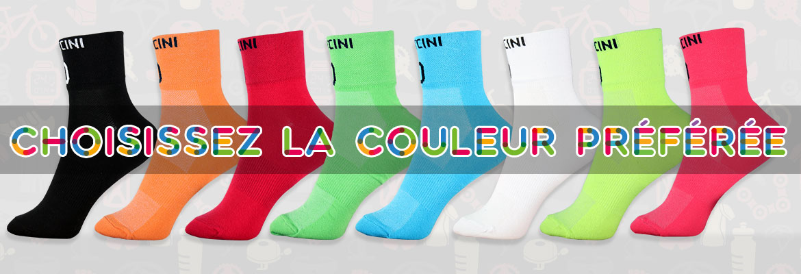 GET NOW YOUR LOVE SOCKS COLOR