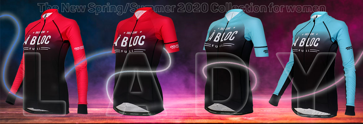 The new collection 2020 A BLOC for women